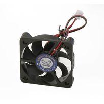 Scythe - Ventilateur Mini Kaze 5cm Noir, connecteur 2 broches, Retail 26.09 dB 16 m³ / h 9,4 cfm