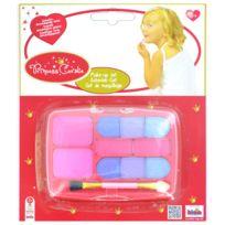 Klein - Set de maquillage - Princess Coralie : Palette Fards à paupières et blush