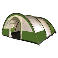 Freetime - Galaxy 4 -5 Pl -tentes camping familiales -tente tunnel 6 personnes - tente camping confort