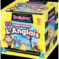 ASMODEE - Brain Box apprendre l'anglais - BBENGLISH