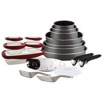 Tefal - Ingenio - Set poêles et casseroles 20 pièces - L2049102