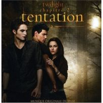 Compact Disc - Twilight Chapitre 2 : Tentation b.o. Cd