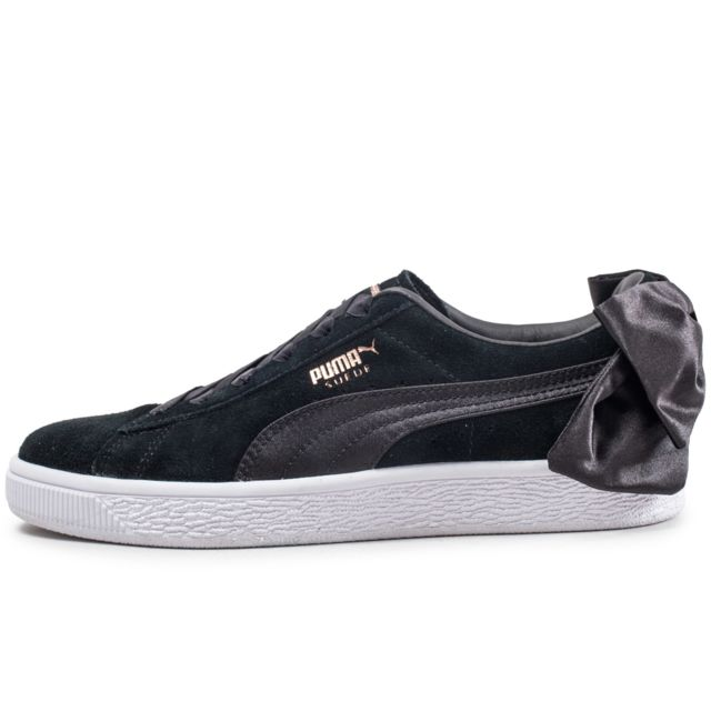 basket noir puma