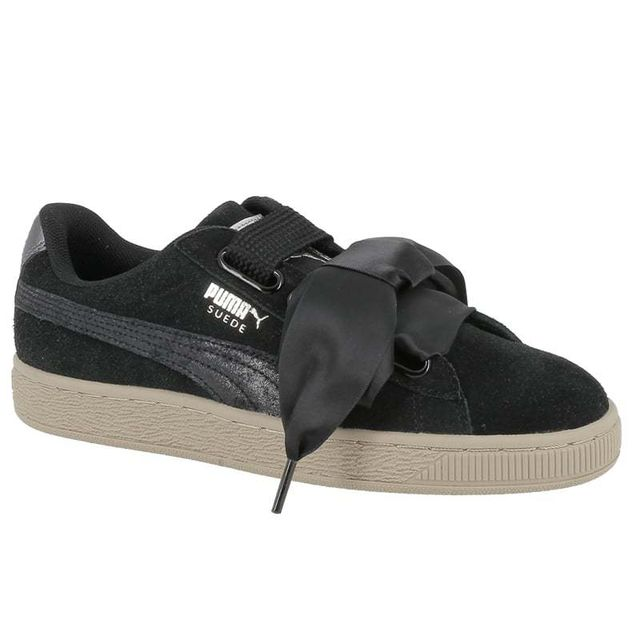 basket puma heart safari