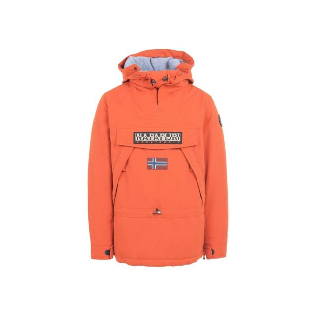 b1f2a229dcf Napapijiri - Veste De Ski Napapijri Skidoo 1 Orange Rusty - pas cher ...