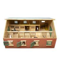 Van Manen - Kids Globe 610 595 - Grande Ecurie Avec 7 Boxes