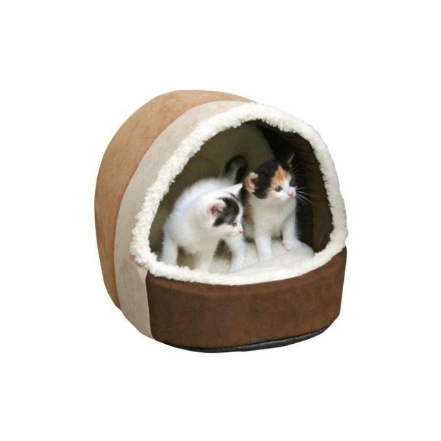 kerbl grotte tipi amy pour chien et chat 35x33x32cm. Black Bedroom Furniture Sets. Home Design Ideas