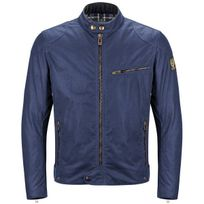 BELSTAFF - Ariel Wax Navy Blue