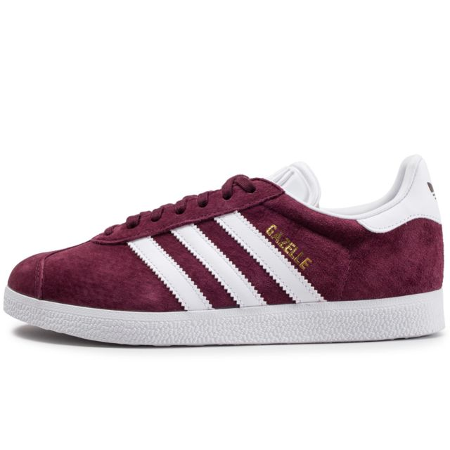 Adidas originals - Gazelle Bordeaux Rouge - 38 - pas cher ...