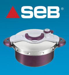 SEB Autocuiseur inox 5l, Clipso Minut, Plus besoin de choisir entre des plats à la vapeur ou des mijotés