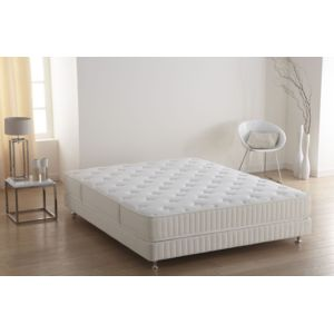 Soldes simmons matelas ressorts ensach s garnissage - Matelas simmons ressorts ensaches 160x200 ...