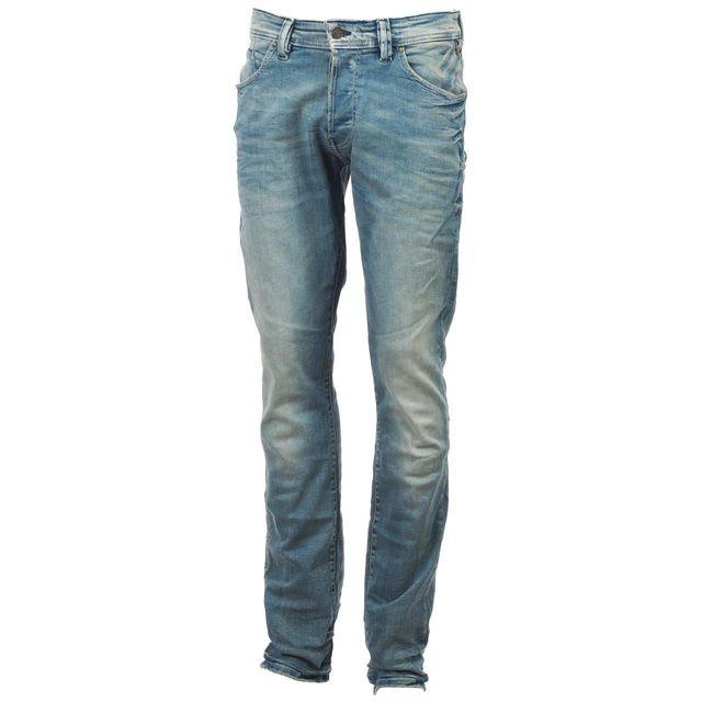 Jeans Bleu Reg Pantalon Smith 29156 Rescue Comfort Teddy qpTUn