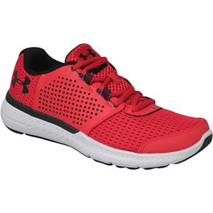 Under Armour Micro G Fuel Run M Rouge - Chaussures Baskets basses Homme