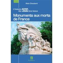 Bonneton - l'histoire des 500 plus beaux monuments aux morts de France