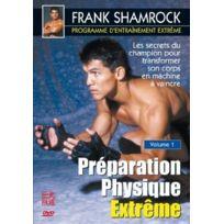 Budo Editions - Programme D'ENTRAÎNEMENT ExtrÊME - Volume 1 - PrÉPARATION Physique ExtrÊME - Dvd - Edition simple