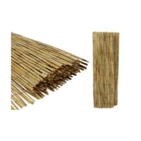 canisse bambou fendu achat canisse bambou fendu pas cher rue du commerce. Black Bedroom Furniture Sets. Home Design Ideas