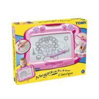 TOMY - Megasketcher Classique Rose - ardoise magique -T6484
