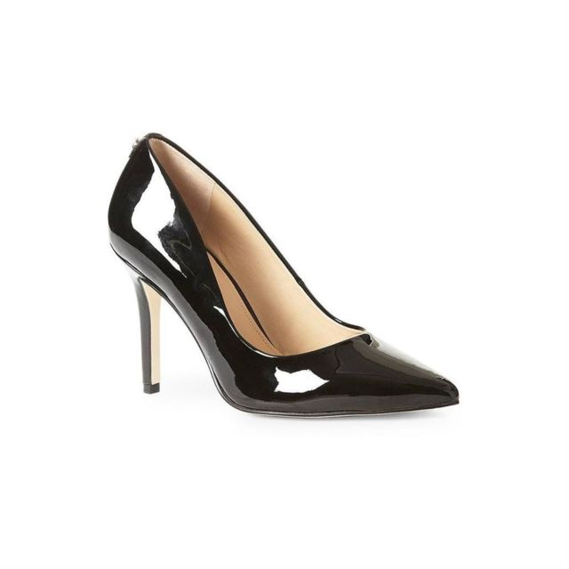 chaussures guess pointure 35,chaussures guess vernis noir