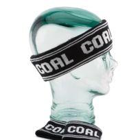 Coal - Bandeau Richie Headband Black