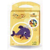 Hama - 8759 - Loisirs Créatifs - Perles et Bijoux - Boîte: Baleine