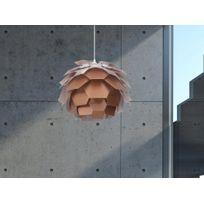 Beliani - Lampe de plafond - suspension - plafonnier - luminaire cuivre - Segre Mini