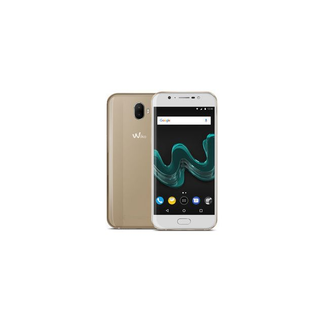 b24ed4e2cea3dd WIKO WIM Double SIM 4G 64Go Or pas cher - Achat   Vente Smartphone Android  Android - RueDuCommerce