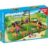 Playmobil - Centre pour chien Super Set