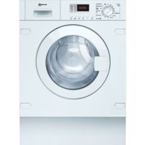 NEFF - lave-linge séchant intégrable 60cm 7/4kg b - v6540x1eu