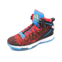 new style 414be 78214 Adidas - Chaussures D Rose 6 Boost Basketball Rouge Homme Multicouleur 41  1 3