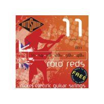 Rotosound - Cordes R11 Cordes Guitares électriques