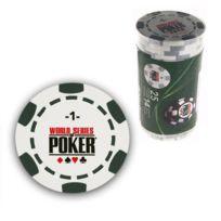 France Cartes - 25 jetons de poker : 1