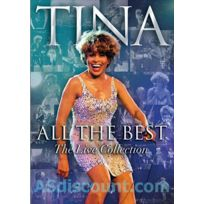 Capitol Records - Tina Turner : All The Best THE Live Collection Coffret de 2 Dvd - Edition simple
