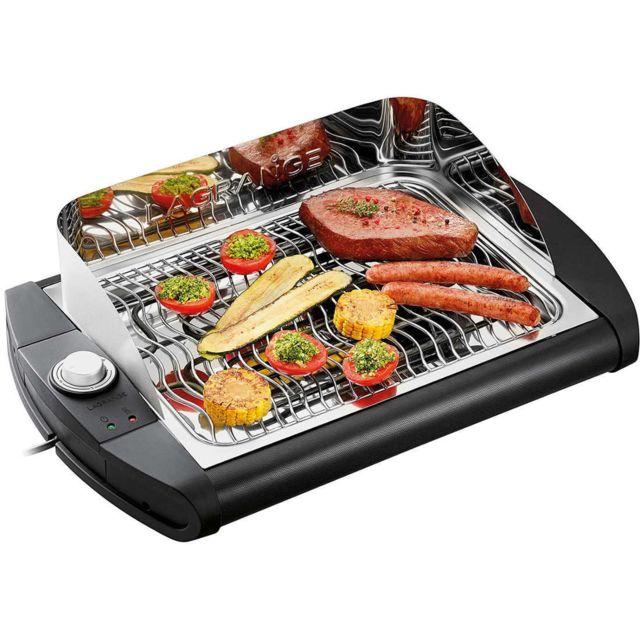 barbecue électrique posable 2300w 319004