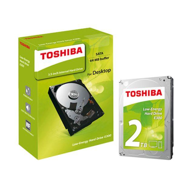 TOSHIBA - E300 2 To