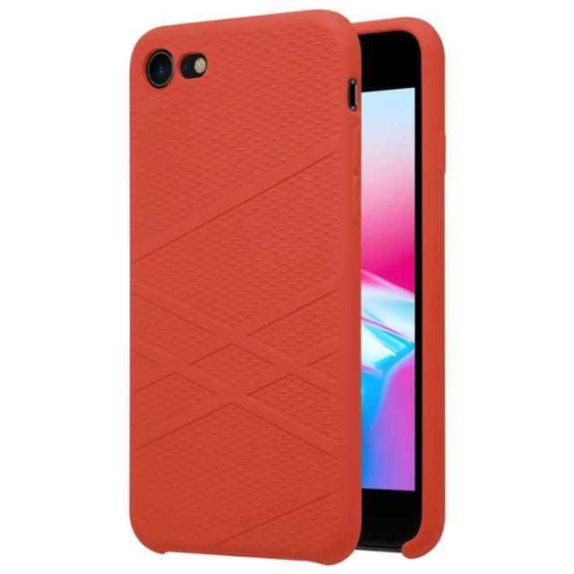 iphone 8 coque liquide silicone