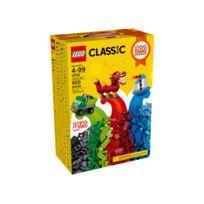LEGO CLASSIC - Grande boîte de constructions - 10704