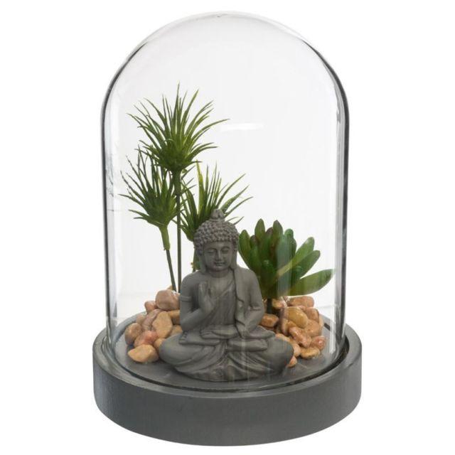 Jardin Zen sous Cloche \