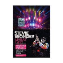 Motown - Stevie Wonder - Live at Last - A Wonder Summer's Night
