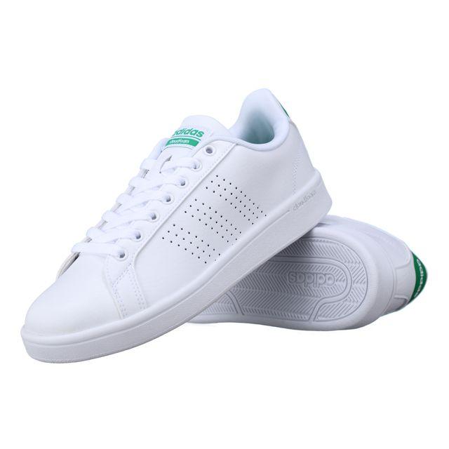 Adidas Basket Cloudfoam Advantage Clean Aw3914 Blanc