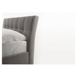 envie de meubles lit coffre dreamy 160x200 et t te de lit nombreux coloris en tissu. Black Bedroom Furniture Sets. Home Design Ideas