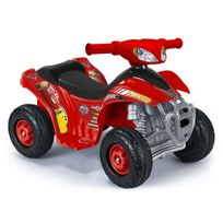 Feber - Véhicule électrique : Quad Disney Cars 3 6V