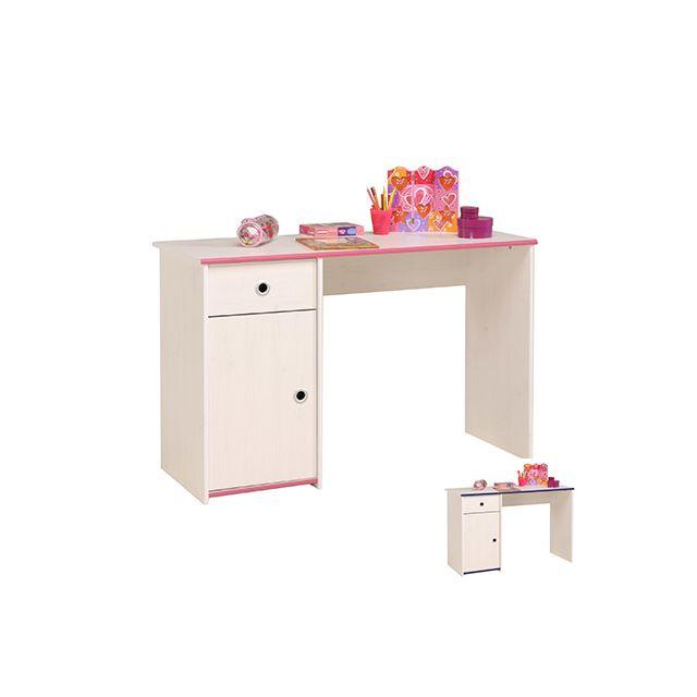 Bureau - bleu ou rose