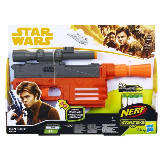 STAR WARS Blaster Han Solo - E0287EU40