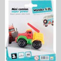 Wdk Partner - A1300051 - VÉHICULE Miniature - Camion Power MÉTAL Rl - Assortiment 6
