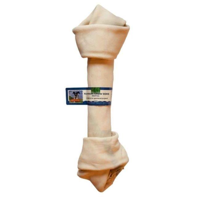 Os à Mâcher Dental Bone pour Chiens - Biofood - 38cm