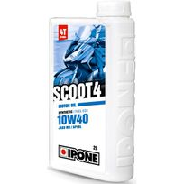 Ipone - Scoot 4 - 10W40 Synthetic - 2 Litres 4T