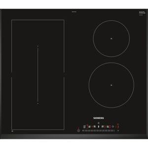 siemens table induction 60cm 3 feux 6900w noir ed651fsb1e achat plaque de cuisson induction. Black Bedroom Furniture Sets. Home Design Ideas