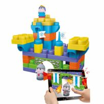 Chicco - Baril château Fort 70 pièces