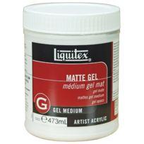 Liquitex - Professional Pot D'ADDITIF Gel Mat Taille M 473 Ml