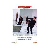 Compagnie Des Artistes - Musee haut, musee bas - La pièce de théatre